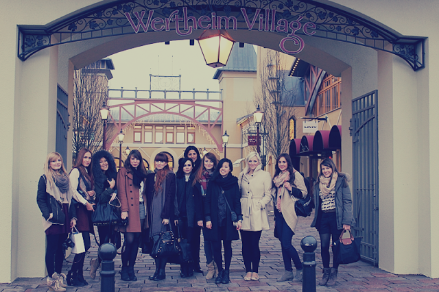 Bloggerevent – Wertheim Village ♥