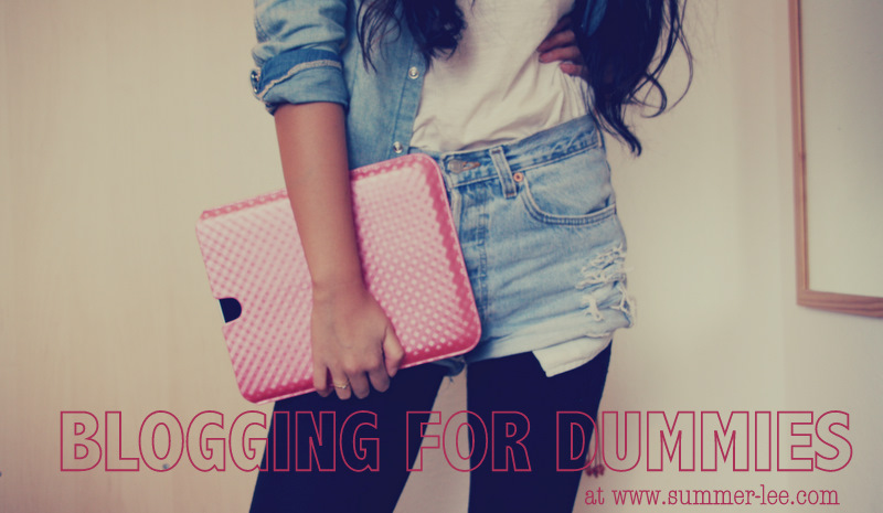 "Blogging for dummies pt 1. – ""Everyone will be famous for 15 minutes"""