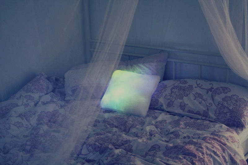 Princess Bed or how to get your own galaxy…