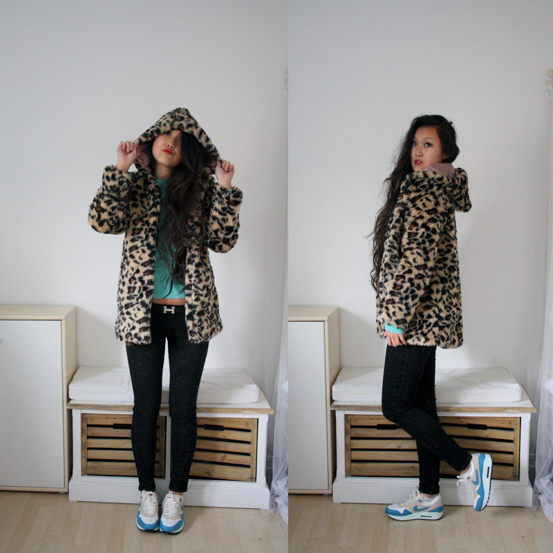AIR MAX GIRL – LEO. TURQUOISE. BLACK.