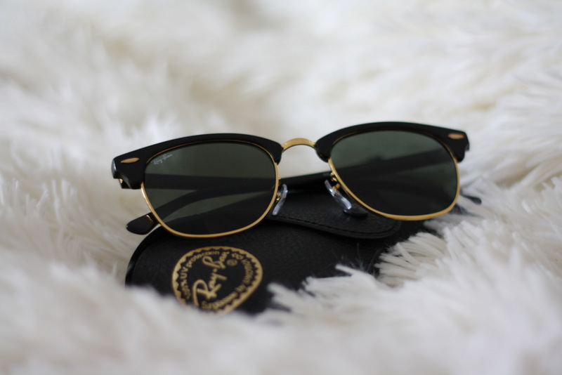 New In – Ray Ban Clubmaster