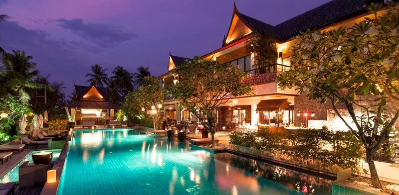 Urlaubsupdate: das Hotel