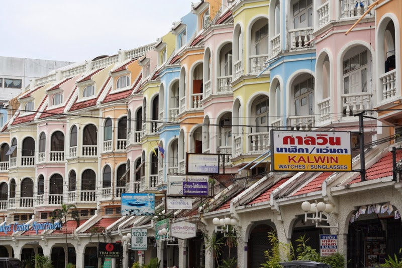 Daytrip: Phuket Town