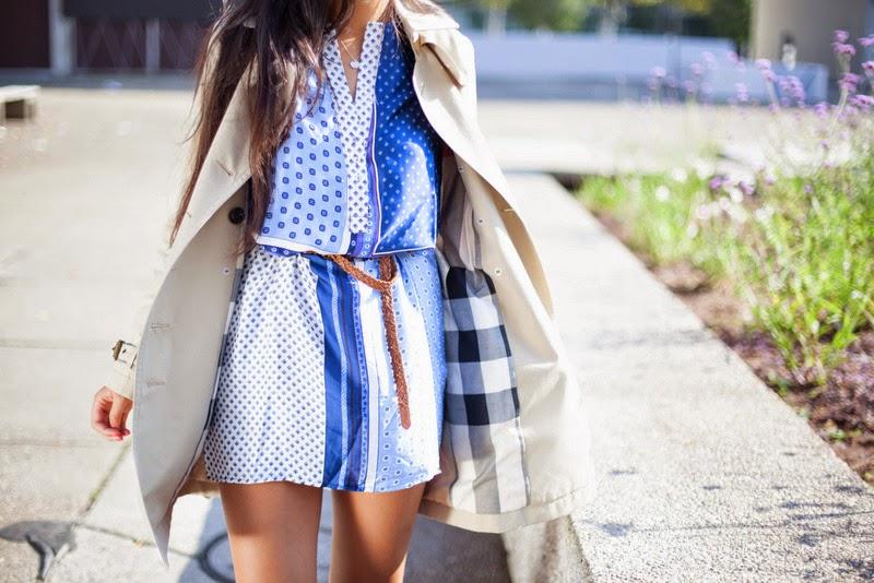 Der Modeklassiker und das Pyjama-Kleid.