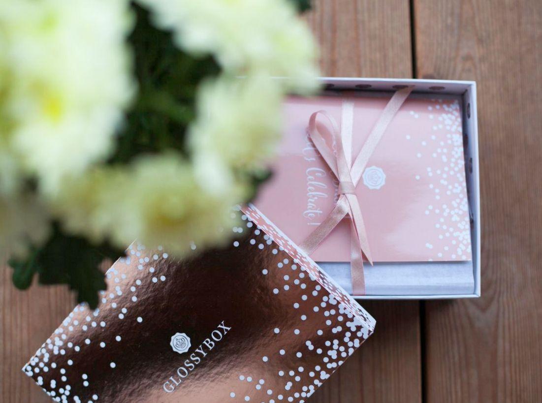 Glossybox – Christmas Edition 2015