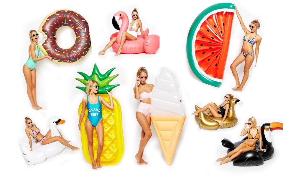 Must Haves Pool Party