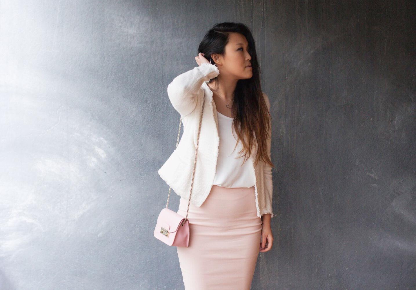 Business-Looks für Karrieremädchen: langweiliger ist kompetenter!