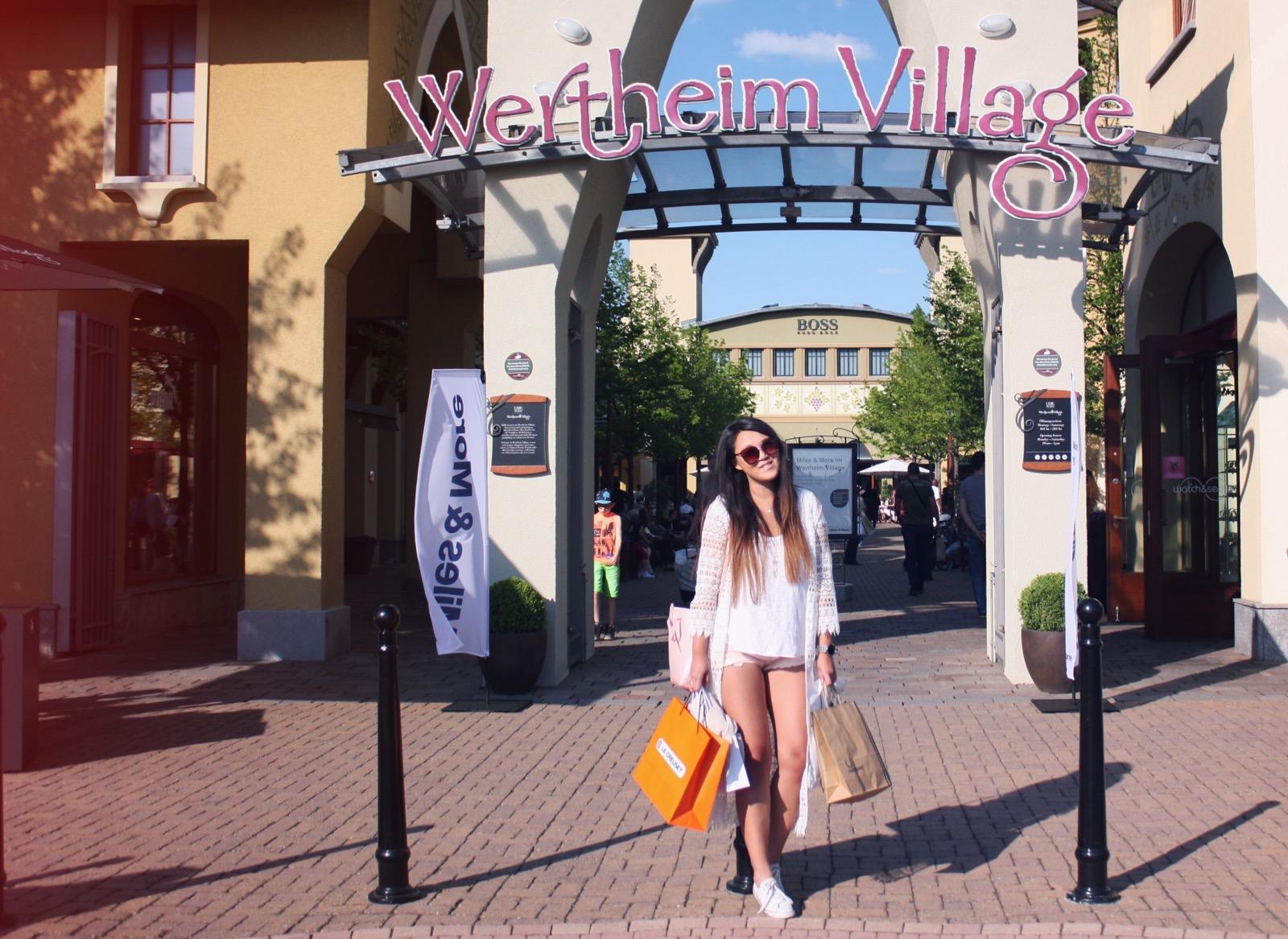 Sommer im Wertheim Village