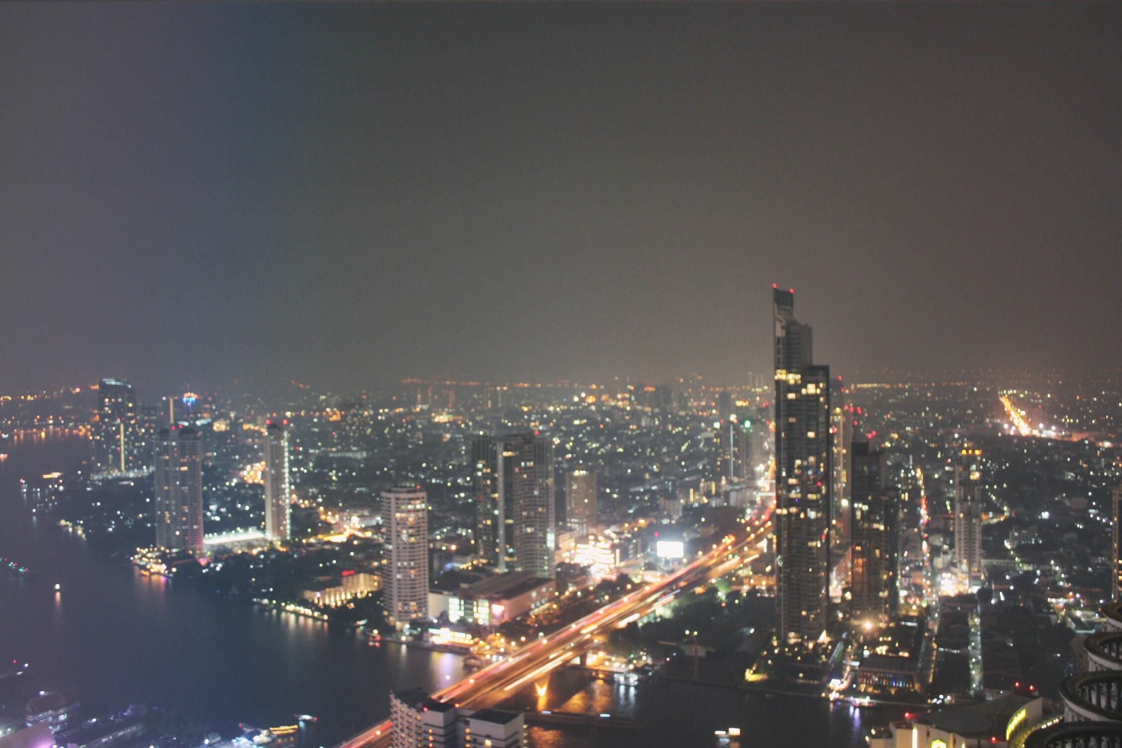 Stopover in Bangkok, Thailand