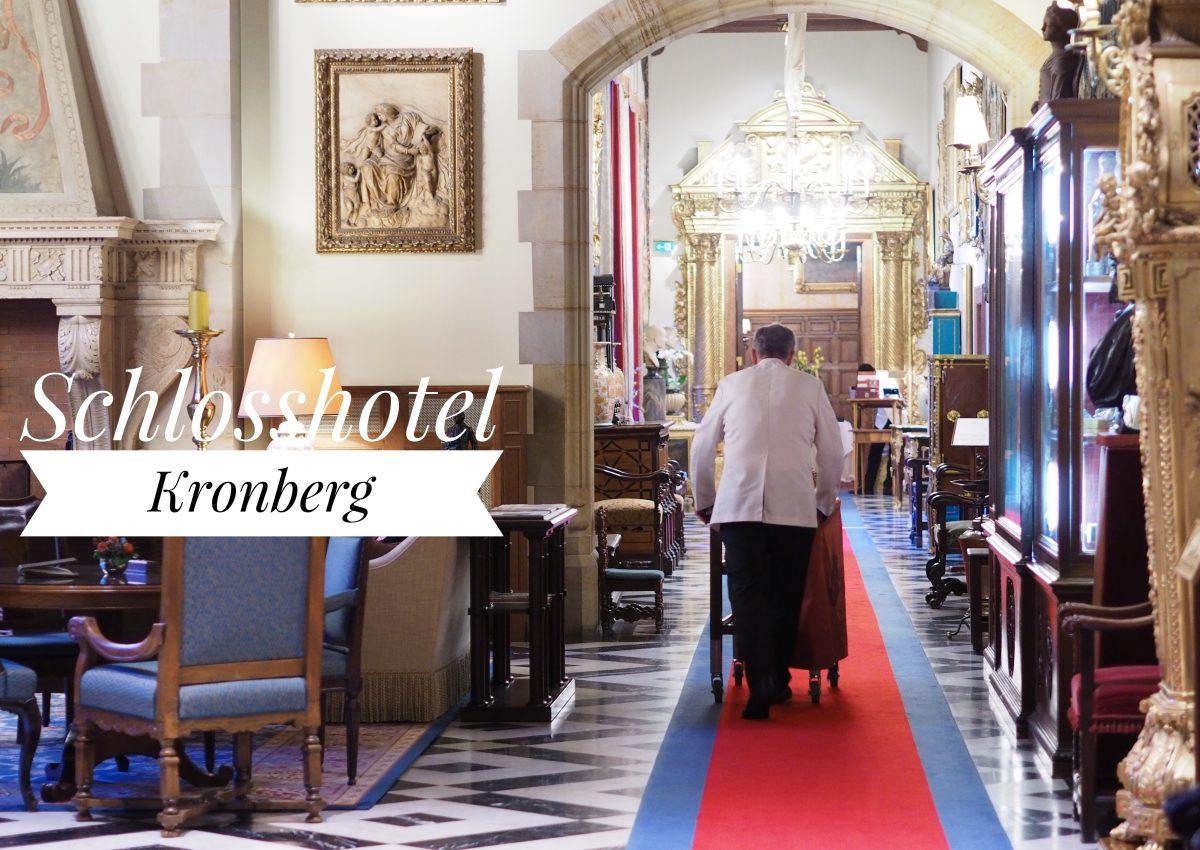 Hotelreview: Das historische Schlosshotel Kronberg