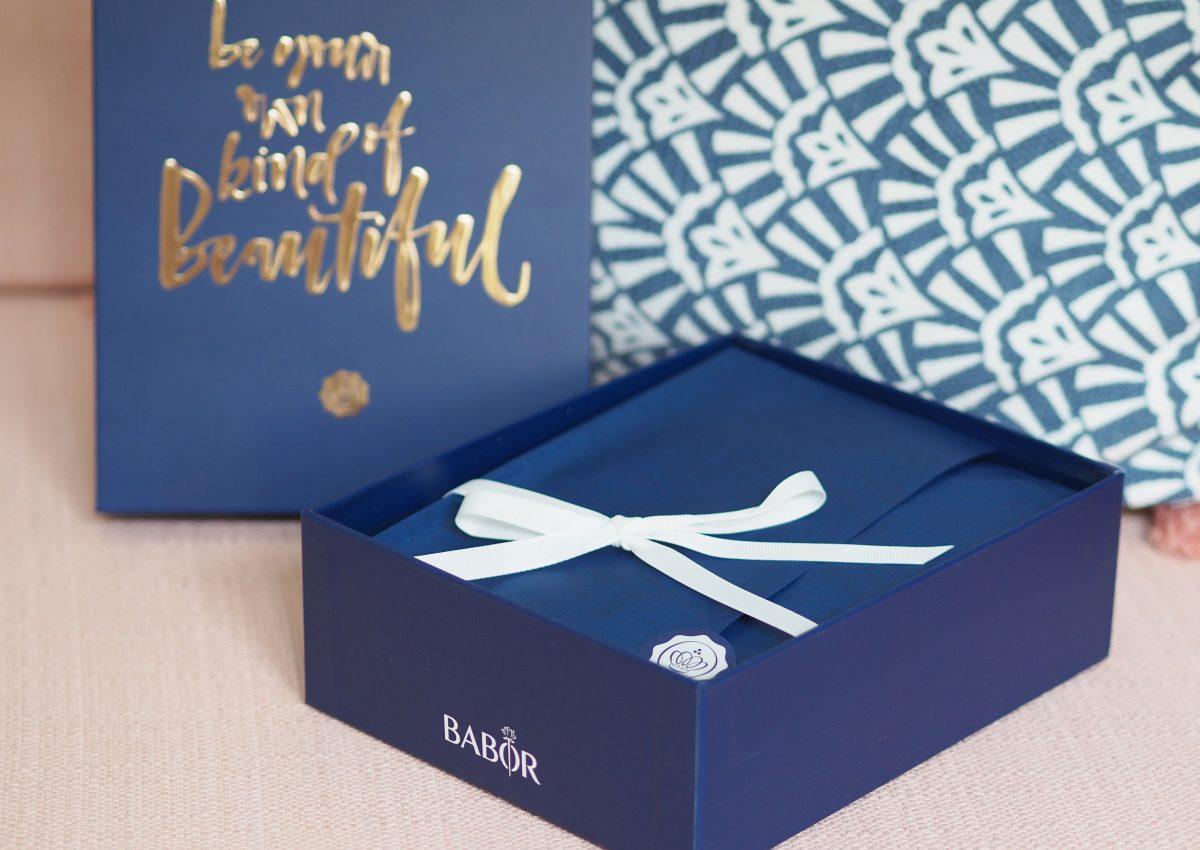 Review: Die Babor Produkte aus der Glossybox.