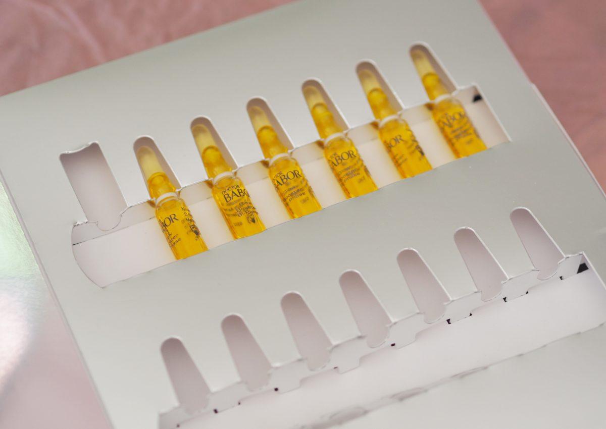 Babor: ist der Hype um die Babor Glow Booster BI-Phase Ampullen gerechtfertigt?