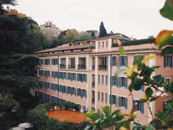 Hotelreview und Restaurant-Empfehlung für Rom: Hotel de Russie, Rocco Forte