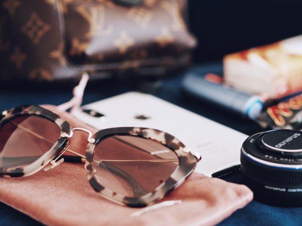 What's in my bag: 7 Dinge, die ich auf Reisen immer griffbereit habe.