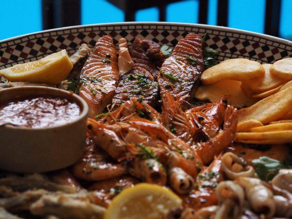 Frankfurt Tipp: Atlantik Fisch – hier stillst du deinen Hunger auf Meeresfrüchte