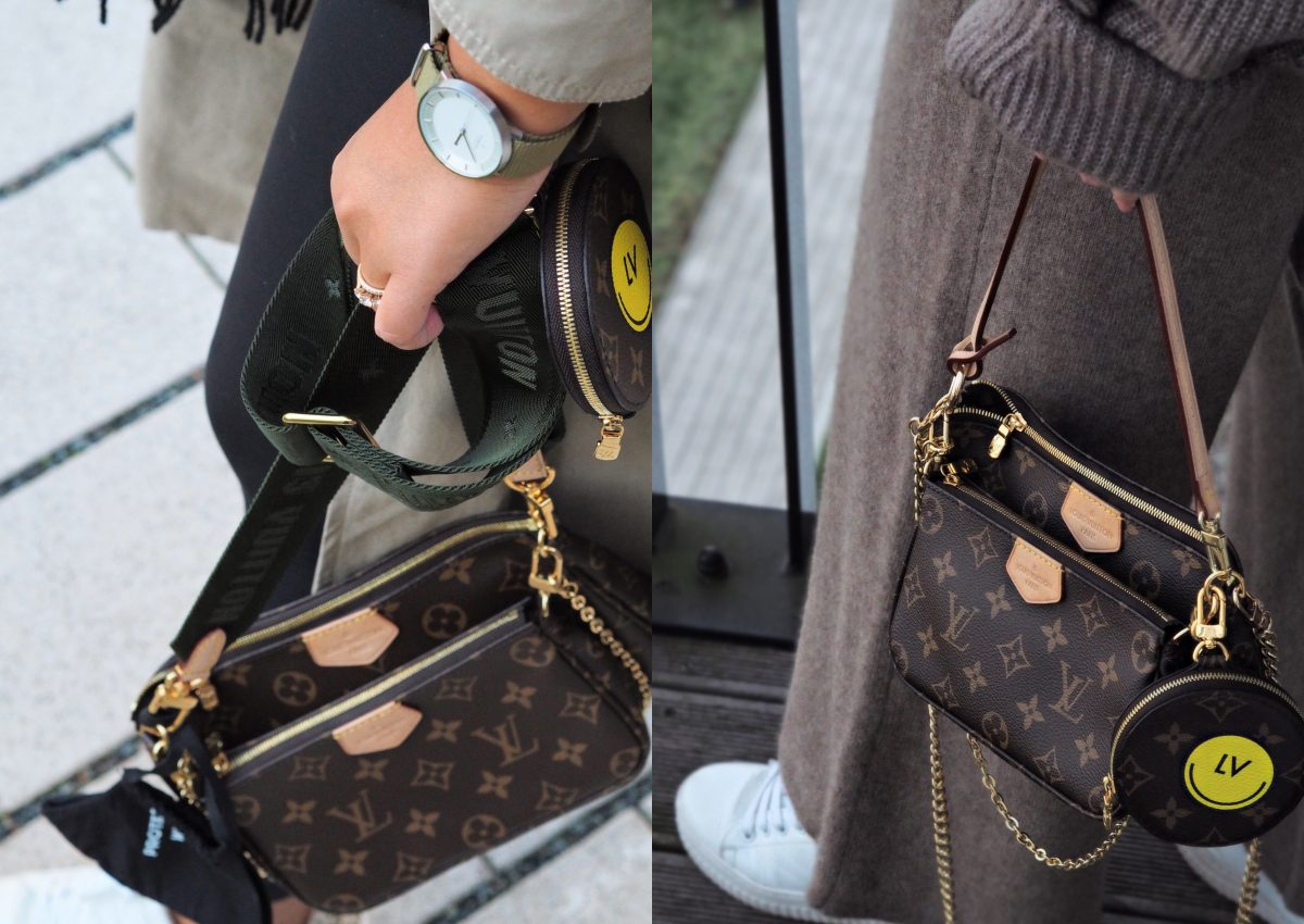 LV Multi Pochette Accessoires: You will love this new style!